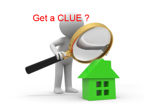 how to get a clue report